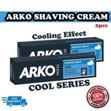 Shaving Crem Arko Cooling Effect 2pcs