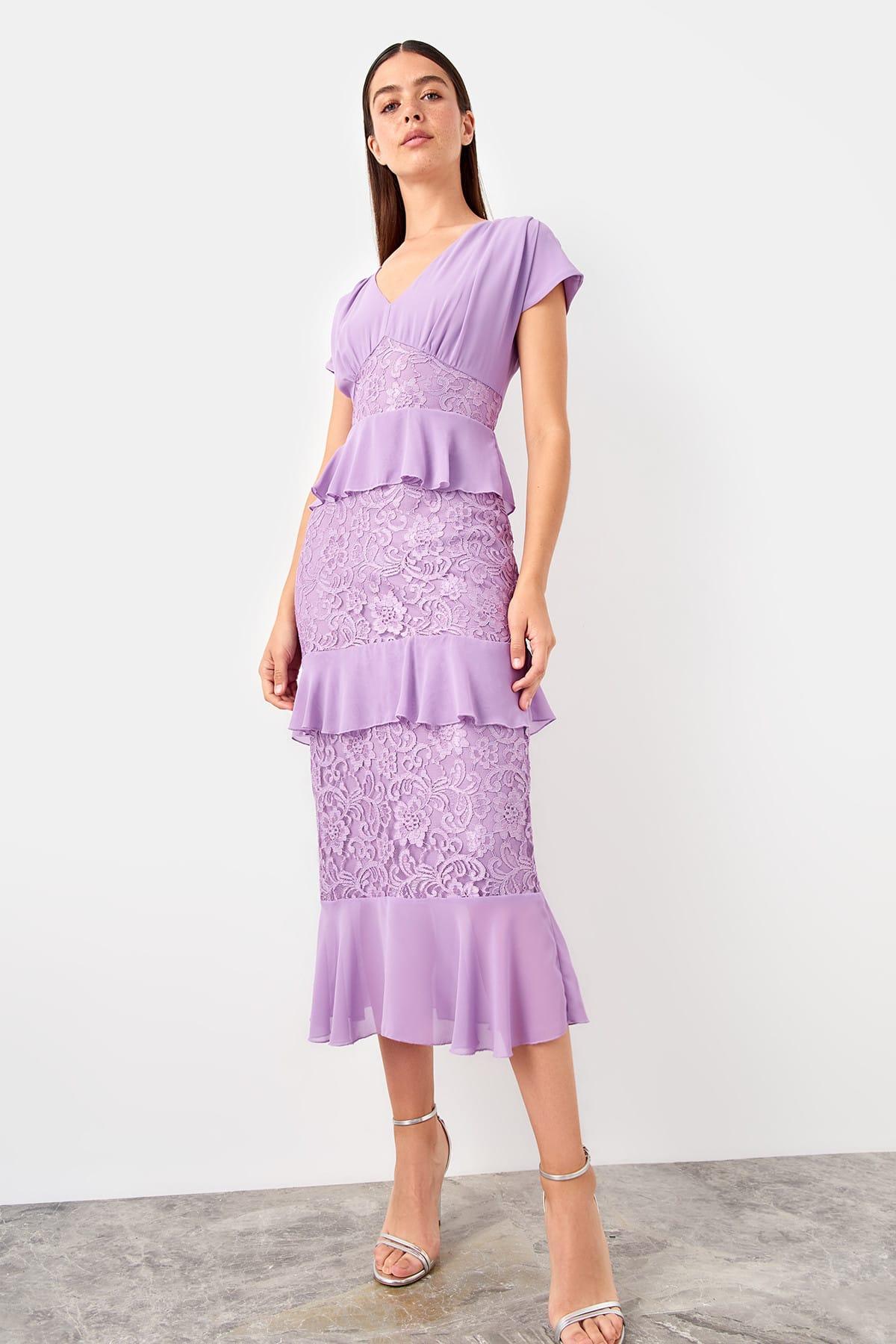 Trendyol Lace Detail TPRSS19UT0201