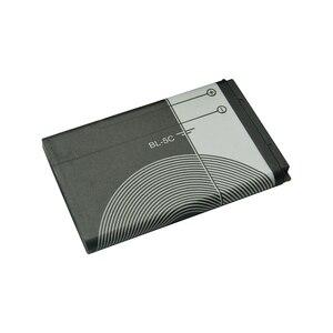 Аккумулятор Nokia BL-5C.High качественный аккумулятор. Литий-ионный аккумулятор 1020 мАч свежая Батарея Nokia 1100/2600/3100