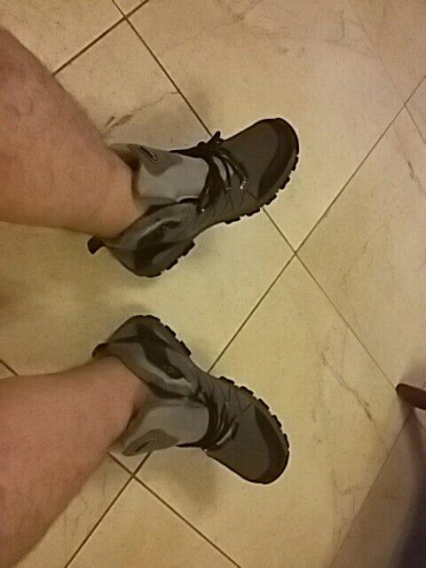 -- Sapatos Inverno Homens