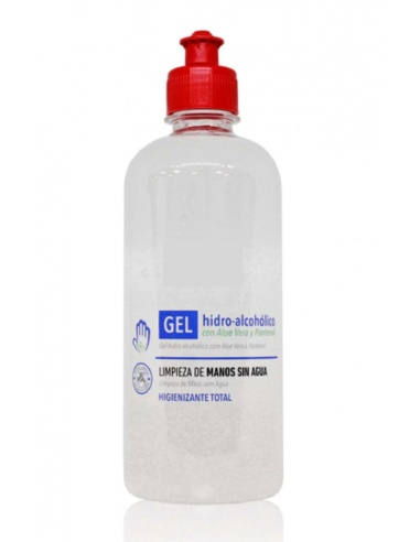 SYS 50421 DISINFECTANT GEL HYDROALCOHOLIC With Aloe 500ML