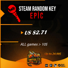 Epic Random Steam Key - Fast Delivery