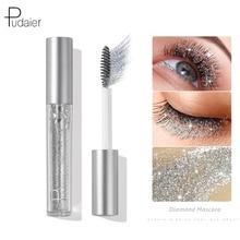 Diamond Mascara Silk Professional Lash-Extensions Makeup Eye Rimel Shine Pudaier
