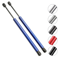 2Pcs Auto Gas Charged Lift Support fits for 2002 2003 2004 2005 2006 2007 Jeep Liberty Rear Window 452MM