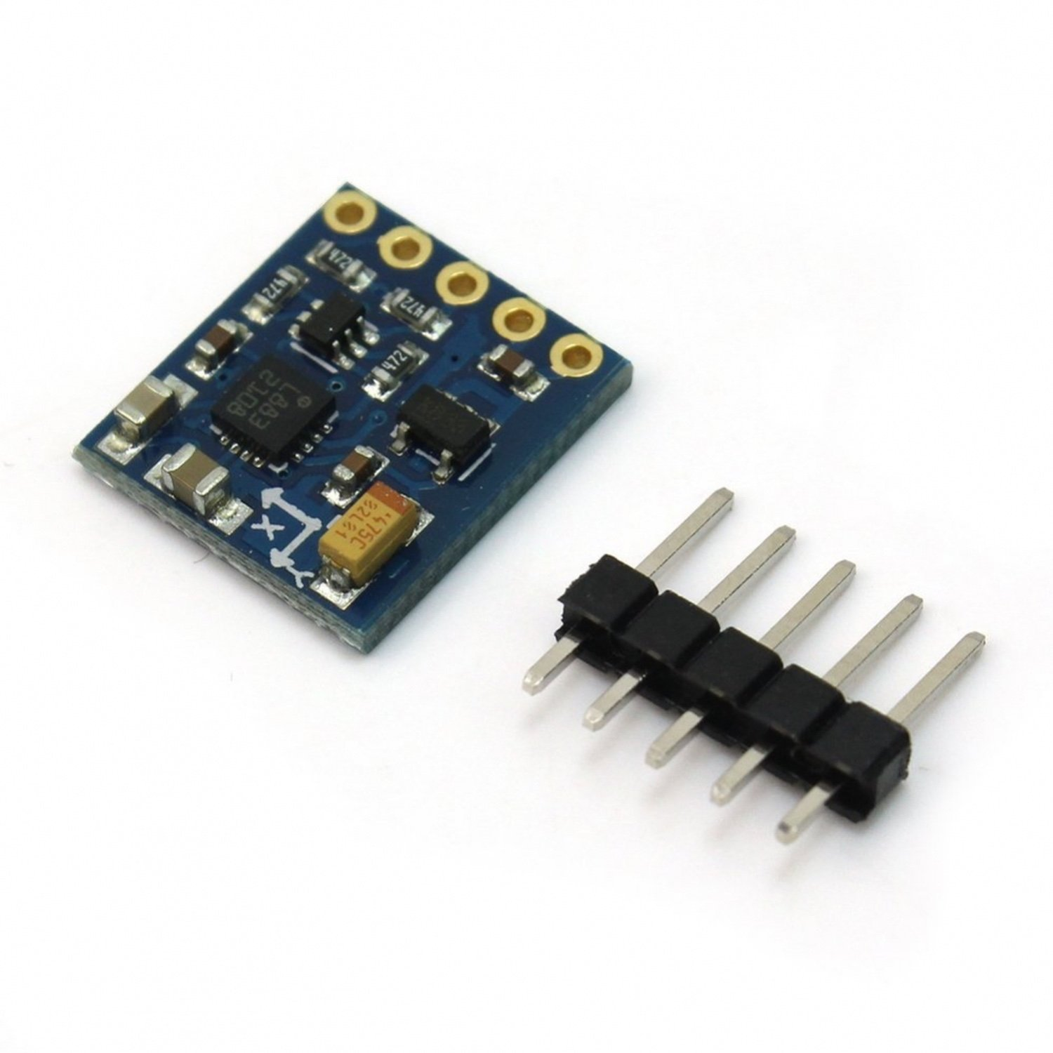 HMC5883L-Axis Accelerometer Module [Arduino Compatible] new italian original 9 axes motion shield for arduino based bno055 integrated accelerometer gyroscope geomagnetic sensor etc