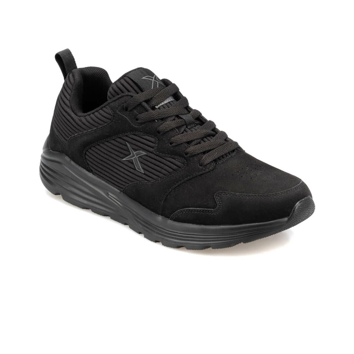 FLO SANTA M 9PR Black Men 'S Sneaker Shoes KINETIX