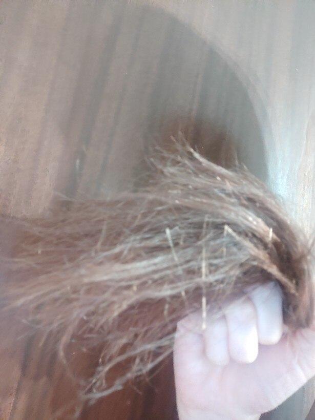 SowSmile Keratin Collagen Silk Hair Scalp - Hair Care Vitamins Serum Treatment Perfect Mix photo review