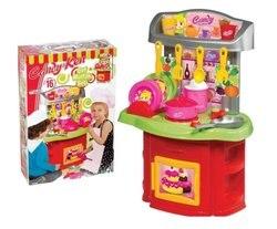Juego de cocina para niños, apto para niños de 3 años, 16 piezas, juguetes coloridos y educativos para niños, ma raw