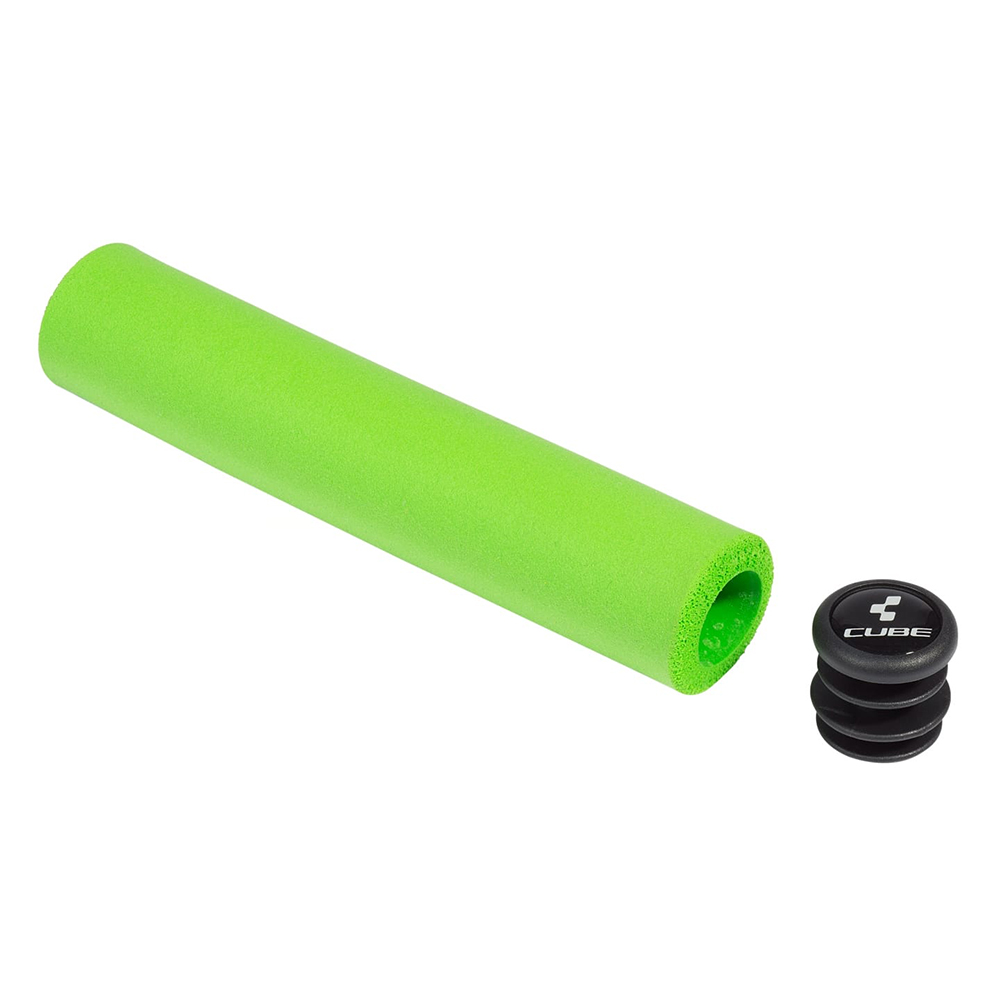 Handlebar grips CUBE SCR Griffe round (kit) 22,2mm 130mm/130mm