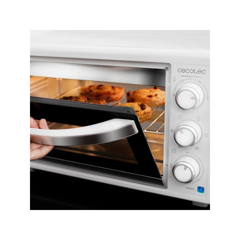 Electric Oven Bake & Toast 610 4Pizza