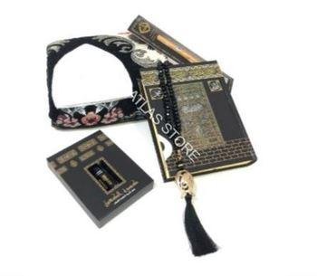 Modele Kaaba pudełka 27*27 Cm zestaw modeli Kabe złoty lub srebrny tanie i dobre opinie Unbranded