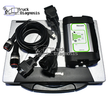 Dla VOLVO Vocom 88890300 dla volvo koparka samochodowa narzędzie diagnostyczne dla volvo ptt 2.7 dev2tool EUR6 FH FM4 + książka CF52