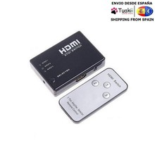 Cable Switch Switch Splitter HDMI VGA 3 ports converter adapter
