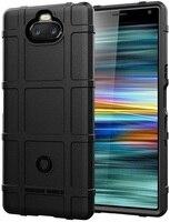 Case Sony Xperia 10 color Black (Black), Armor Series, caseport