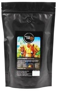 Свежеобжаренный coffee Taber Colombia katurra in beans, 200g