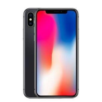 iPhone X 64GB Gris Espacial, Plata Vidrio de lujo 9000D para iPhone 11 Pro XS MAX XR X Protector de pantalla vidrio templado curvo para iPhone XR 10 7 8 6S Plus película protectora