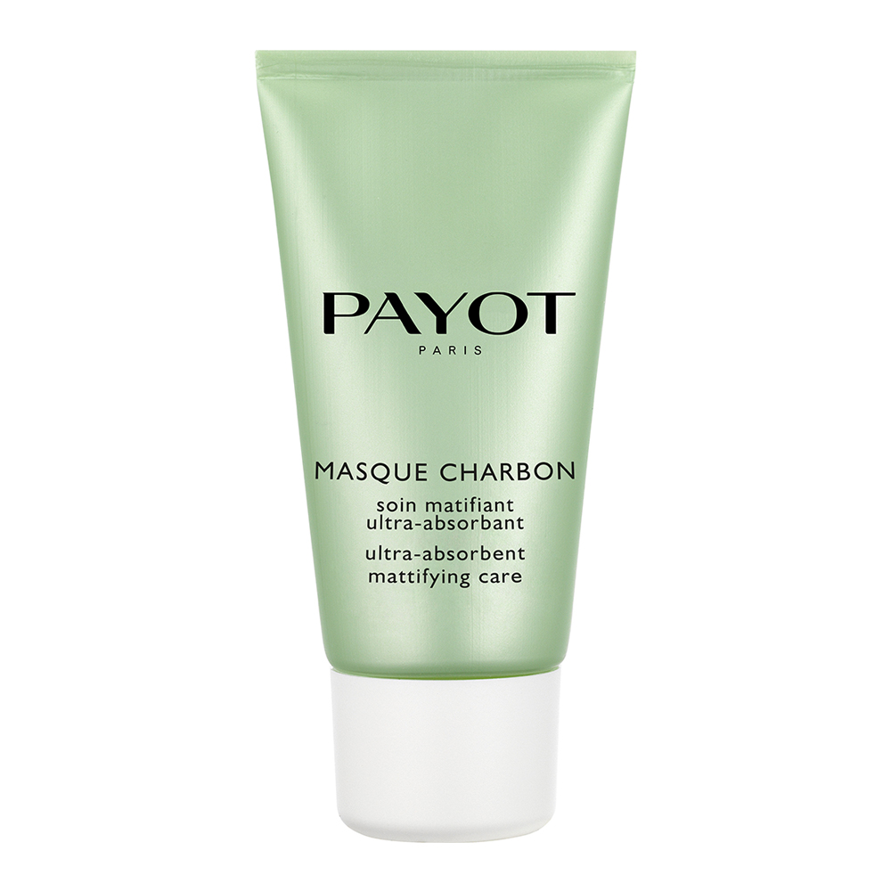 Payot Pate Grise Cleansing Matting Charcoal Mask 50 Ml