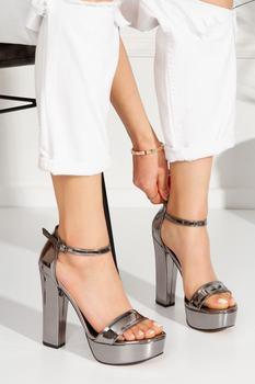 ALTEA BYC7308 kobiety obcasy 13 cm ręcznie dla biurowa damska buty letnie buty damskie buty 2021 kobiet buty ze sprężynami buty kobiety wiosna lato obcas buty damskie czarne damskie buty ślubne wysokie podeszwy buty dla kobiet platformy tanie i dobre opinie Pasek na kostkę Kwadratowy obcas TR (pochodzenie) ZAOKRĄGLONY PRZÓD Super Wysokiej (8cm-up) Dobrze pasuje do rozmiaru wybierz swój normalny rozmiar