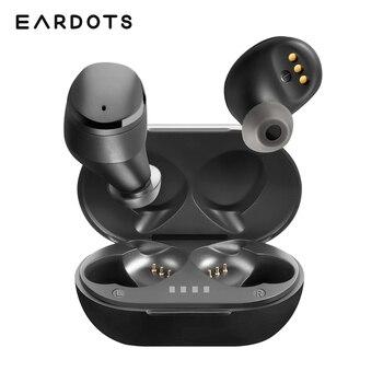 Eardots V98 Mini TWS Touch Control Bluetooth V5.0 Earphones HD Stereo Wireless Earphone With Charging Case PK T5 T5S GT1 GT2 tws