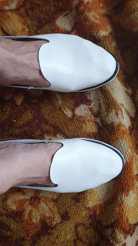 kilobili Women Ballet Flats Shoes Genuine Leather Slip on ladies Shallow Moccasins Casual Shoes Female Summer Loafer Shoes Women leather slip on slip onleather slip - AliExpress