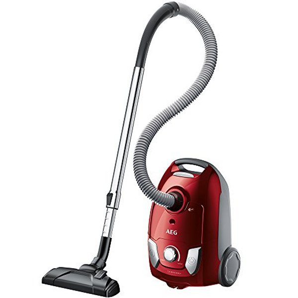 Bagged Vacuum Cleaner Aeg VX41VRA 3 L 80 dB 750W Red|Vacuum Cleaners| |  - title=