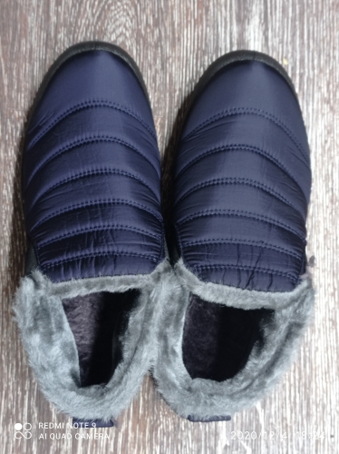 Men Boots Lightweight Winter Shoes For Men Snow Boots Waterproof Winter Footwear Plus Size 47 Slip On Unisex Ankle Winter Boots photo review