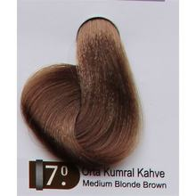 Akos краска для волос Средний Auburn Coffee 7,0 410590801