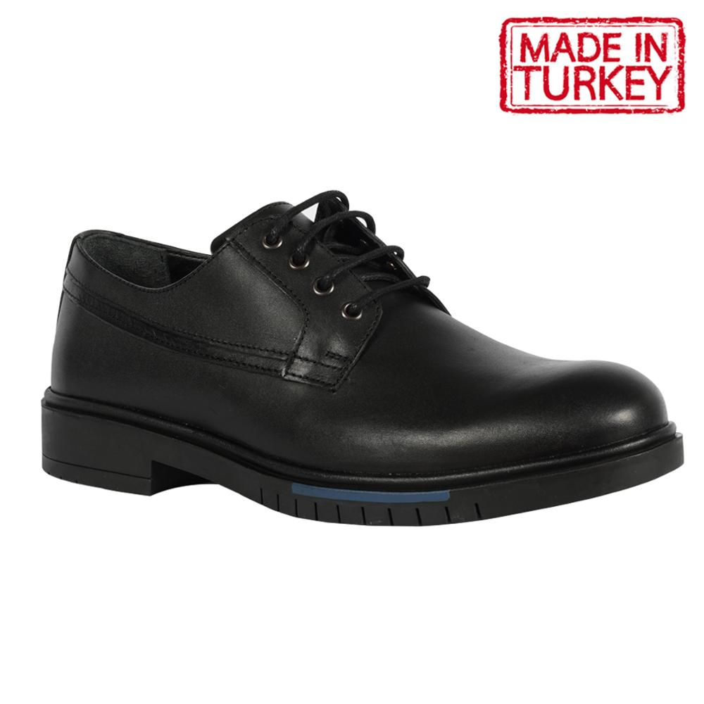 Made In Turkey | Men Lace Up Shoes Leather Spring Autumn Vintage Style Shoes Men Footwear Fashion Casual Shoes