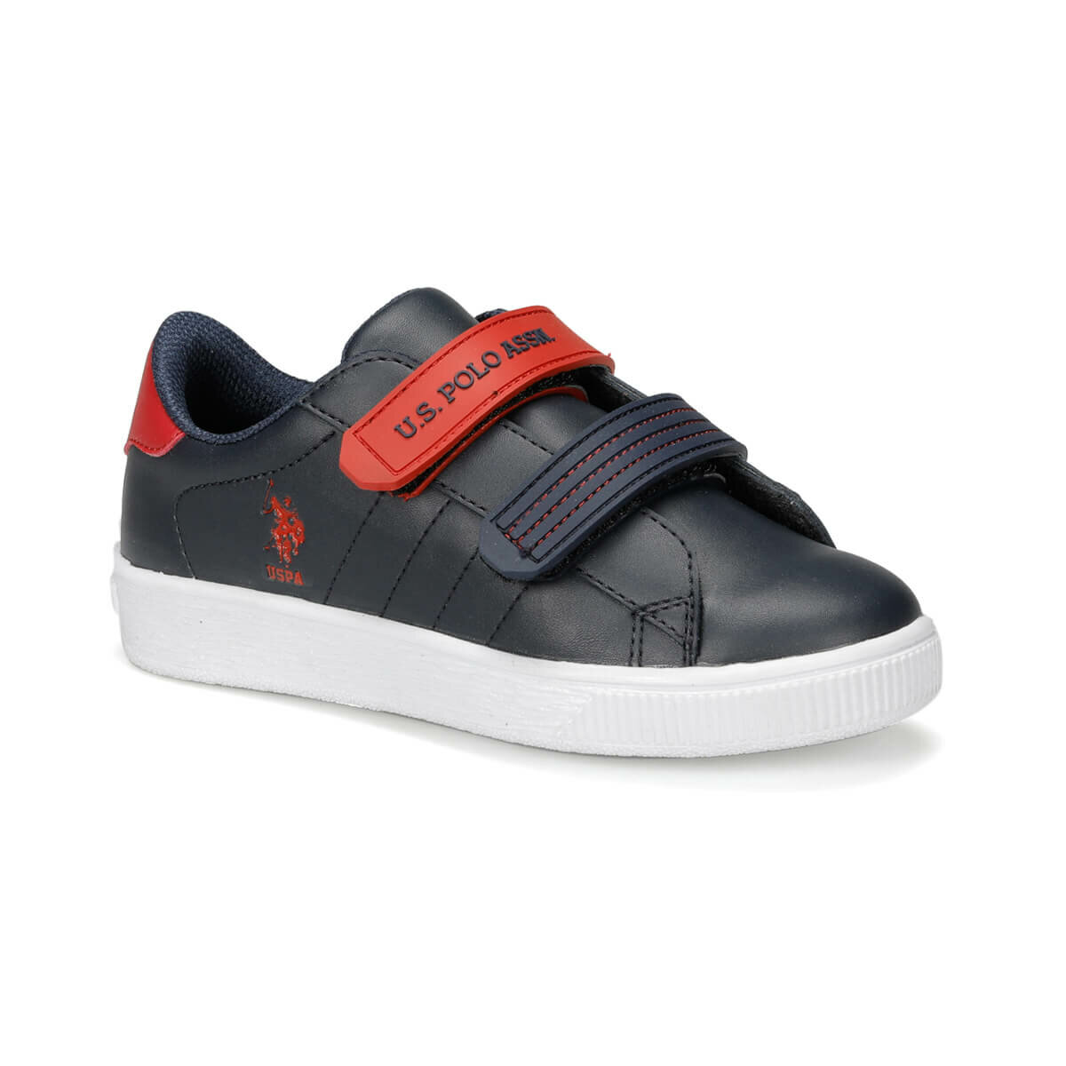 FLO CINO 9PR Navy Blue Male Child Shoes U.S. POLO ASSN.