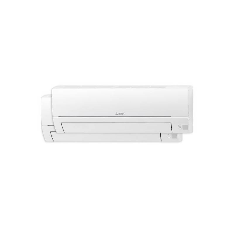 Air Conditioning Mitsubishi Electric MXZHR2525E40VF Split Inverter 2x1 To ++/To + 1720 Fg/h White