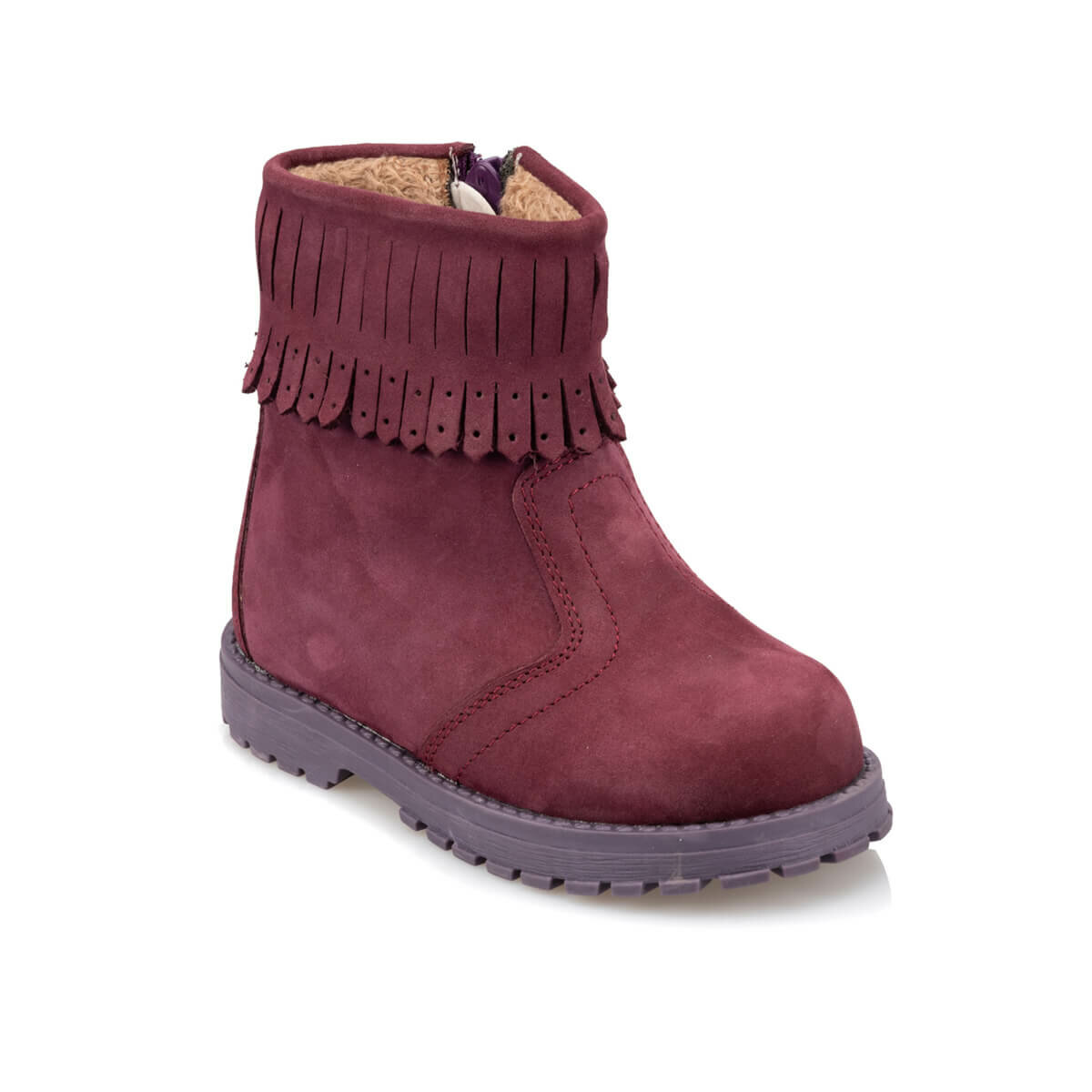 FLO 92.510776.B Purple Female Child Boots Polaris