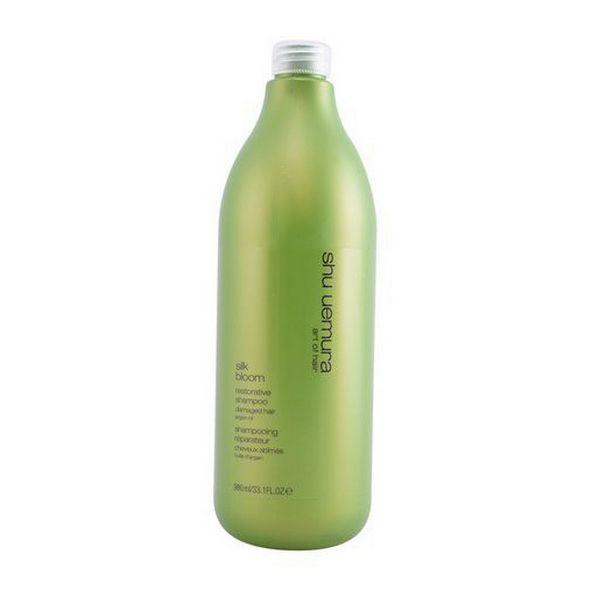 Restorative Shampoo Silk Bloom Shu Uemura (980 Ml)