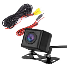 Car Rear View Camera With 6m Video Cable Waterproof HD Night Vision Reversing Parking Cameras Car Backup Monitor Rearview Camera цена