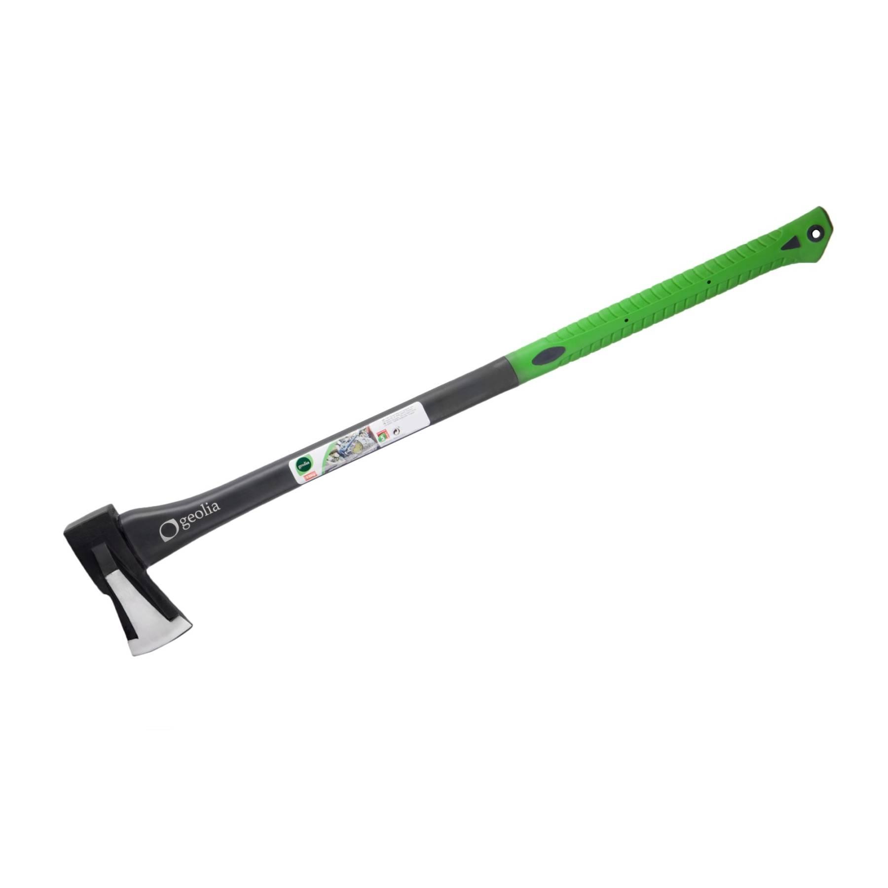 Топор Geolia 1.5 кг, фиберглассовая ручка|Топор| | АлиЭкспресс