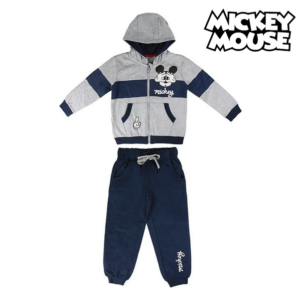 Children's Tracksuit Mickey Mouse 74780 Grey|  - title=