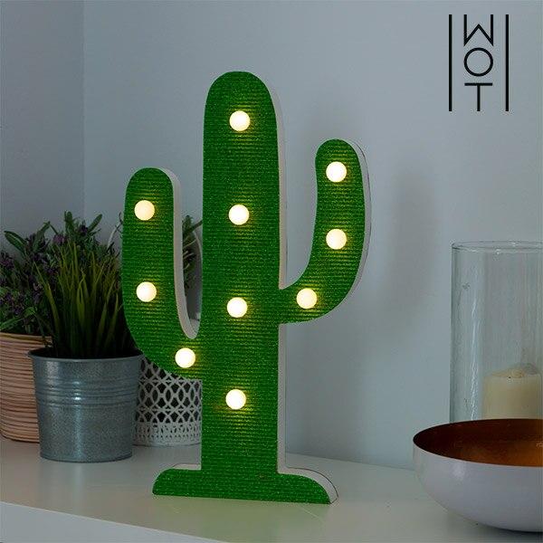 Wagon Trend Cactus LED Lamp (10 LED lights)|  - title=