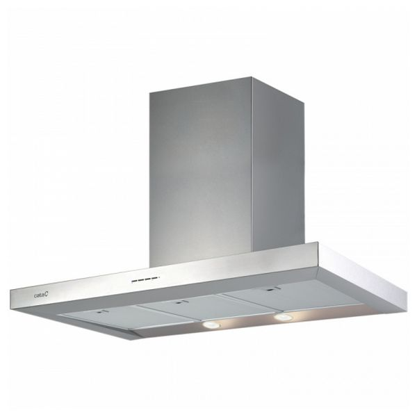 Conventional Hood Cata SYGMA 600 60 Cm 850 M3/h 57 DB 280W Stainless Steel