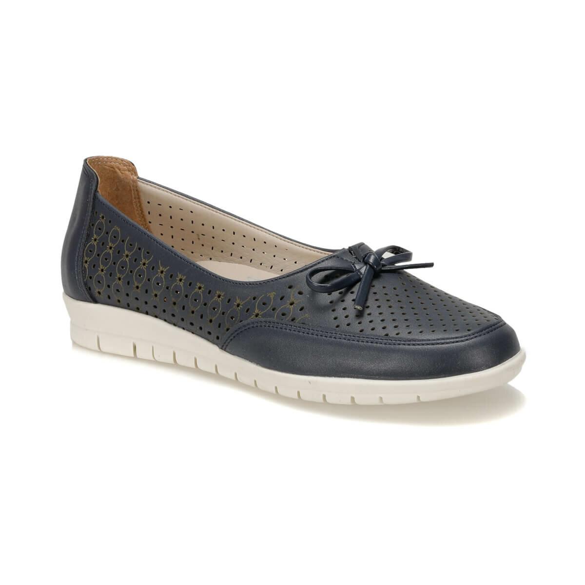 FLO 91.100683.Z Navy Blue Women 'S Shoes Polaris 5 Point