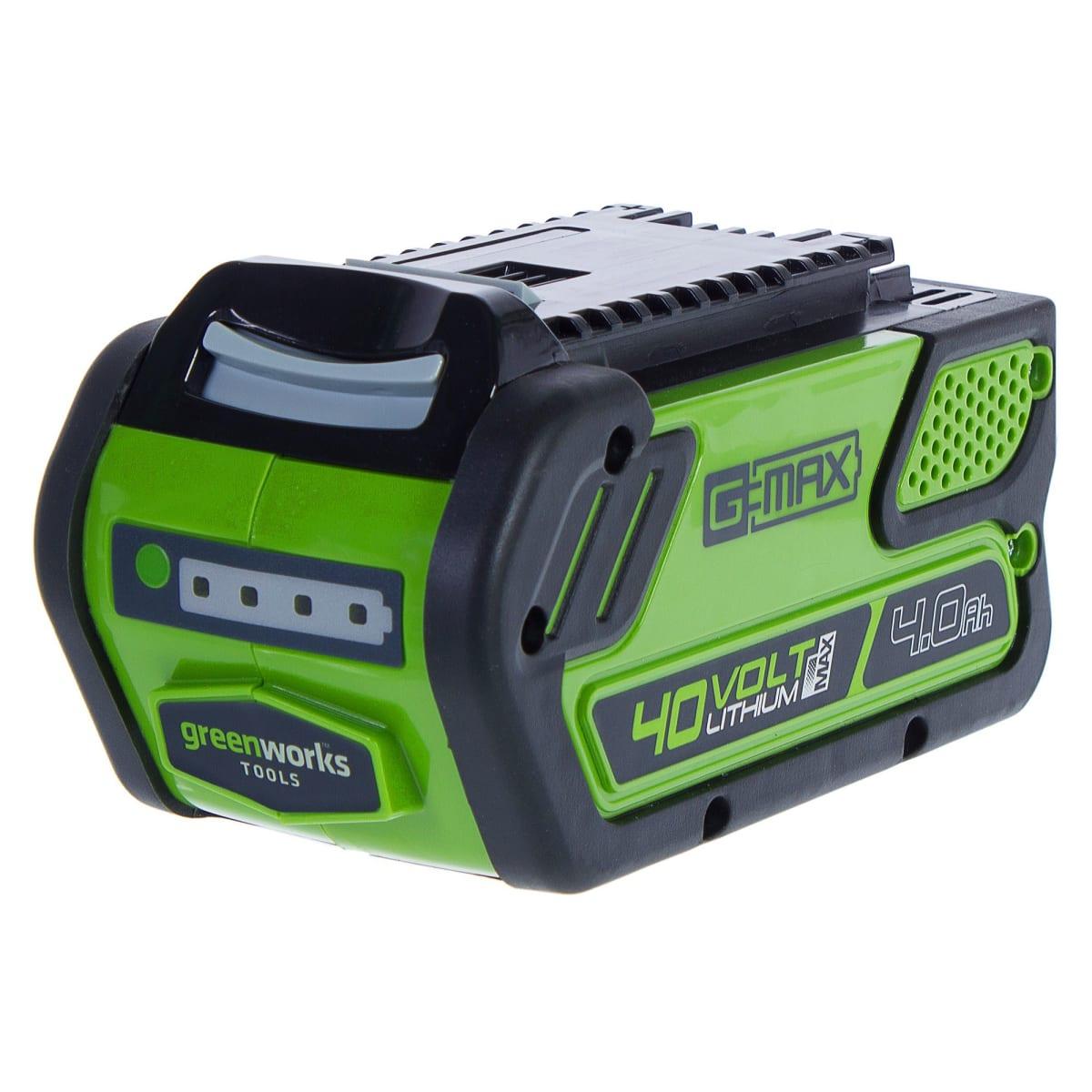 Аккумулятор GreenWorks 40В 4Ah Li универсальный|Тестеры аккумуляторов| | АлиЭкспресс