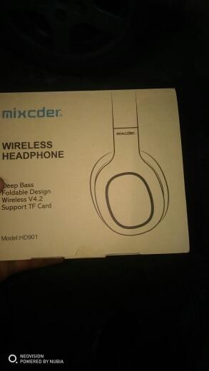 Fones de ouvido Cartão Telefone Música