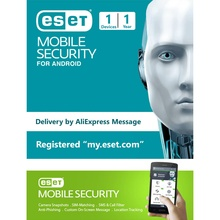 Software Mobile-Security Eset Android for Device-1/Year-antivirus-security/Software