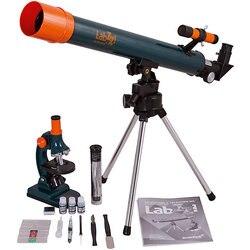 Set Heißt LabZZ MT2 mikroskop und teleskop