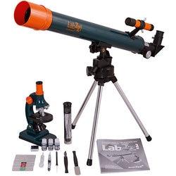 Set Levenhuk LabZZ MT2 microscope and telescope