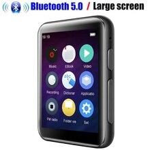 CHENFEC C5 מתכת Slim 16GB MP4 מוסיקה נגן Bluetooth 1.8 אינץ MP4 נגן מוסיקה עם FM, ספר אלקטרוני, מיקרופון HiFi MP4 נגן