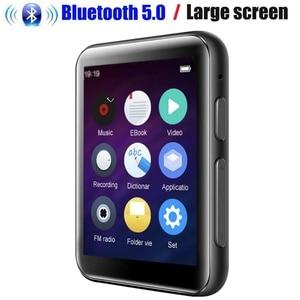 Image 1 - CHENFEC C5 métal mince 16GB MP4 lecteur de musique Bluetooth 1.8 pouces MP4 lecteur de musique avec FM, E book, microphone HiFi MP4 lecteur