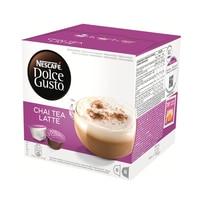 Koffie Capsules Nescafé Dolce Gusto 13065 Chai Thee Latte (16 Uds)-in Capsule Koffiemachine van Huishoudelijk Apparatuur op