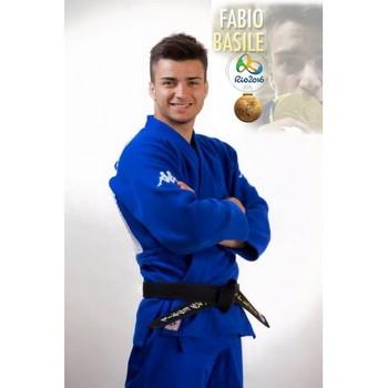 Judogi Kappa Atlanta IJF azul