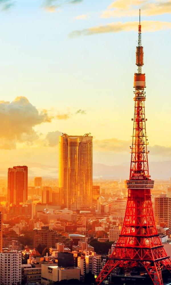 《东京》封面图片