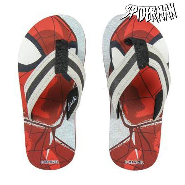 Flip Flops Spiderman 73018 Red
