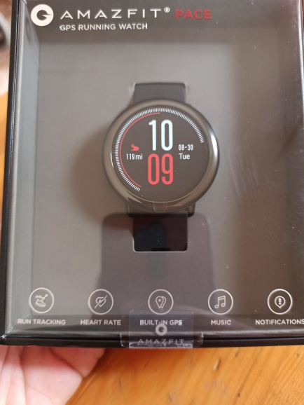Huami Amazfit Pace Smartwatch Amazfit Smart Watch Bluetooth GPS Information Push Heart Rate Intelligent Monitor|Smart Watches| |  - AliExpress